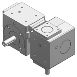 Worm Gear Speed Reducers (Double Reduction)