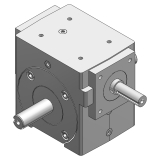 Worm Gear Speed Reducers (Single Reduction)
